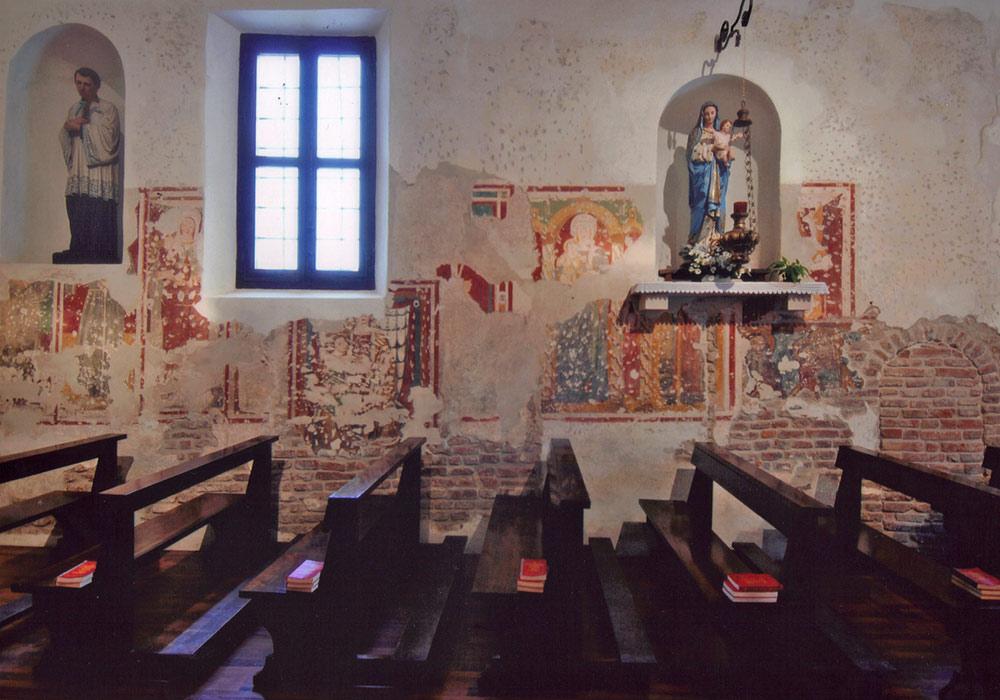 Risultato immagini per chiesa di s. biagio revere